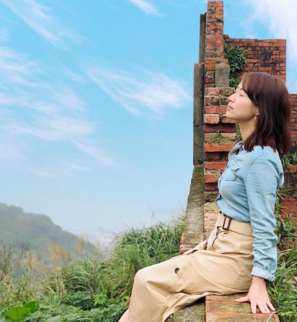 九份景點推薦,茶壺山登山步道,六坑斜坡索道